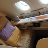 Seat on Thai Airways, Bangkok Suvarnabhumi Airport (BKK) to Hong Kong Airport (HKG)