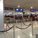 United check-in at Dubai Airport (DXB)