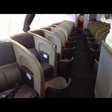 Seat on Virgin Atlantic, Newark Liberty Airport (EWR) to London Heathrow Airport (LHR)