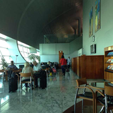 Private lounge at Dubai Airport (DXB)