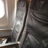 Seat on Lufthansa, Economy, Hamburg Airport (HAM) to Munich Airport (MUC)
