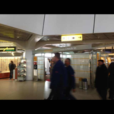 Lufthansa check-in at Berlin Tegel Airport (TXL)