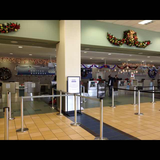 Delta check-in at San Diego Airport (SAN)