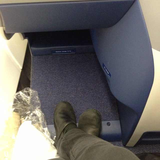 Seat on Delta, Boston Logan Airport (BOS) to London Heathrow Airport (LHR)