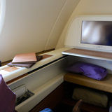Seat on Thai Airways, Frankfurt Airport (FRA) to Bangkok Suvarnabhumi Airport (BKK)