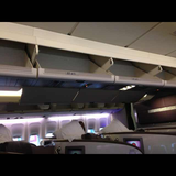 Seat on Virgin Atlantic, Upper Class (business), London Heathrow Airport (LHR) to Newark Liberty Airport (EWR)