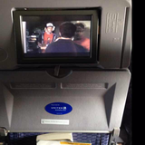 Entertainment on United, Economy Plus, Boise Gowen Field Airport (BOI) to Denver Airport (DEN)