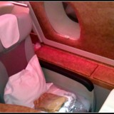 Seat on Emirates, Hong Kong Airport (HKG) to Dubai Airport (DXB)