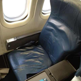 Seat on Delta, First (in Americas), Atlanta Hartsfield-Jackson Airport (ATL) to Newark Liberty Airport (EWR)