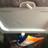 Seat on easyJet, Main Cabin, Pisa Airport (PSA) to Bristol Airport (BRS)